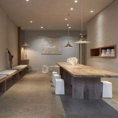 One Hot Yoga in Melbourne by Rob Mills | http://www.yellowtrace.com.au/designer-health-studios-gyms/