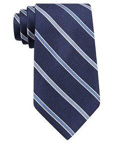 Nautica Kids Ties, Boys Striped Silk Tie - Kids Accessories - Macy's