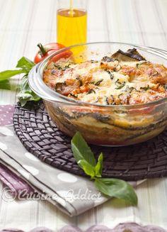 Un délicieux plat aux aubergines fondantes à servir en accompagnement ou en plat principal végétarien.