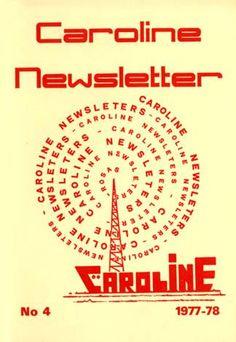 Caroline Newsletter No.4 1977-78
