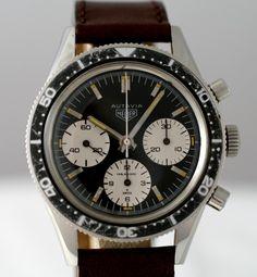 Jochen Rindt, Heuer Autavia 2446 H