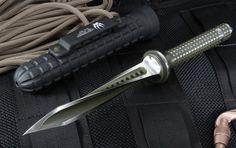 殺傷力のみを追求して開発されたアメリカの殺人ナイフ「ツイスト・ダガー」 : カラパイア