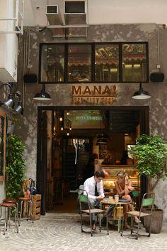 Mana - Fast Slow Food i
