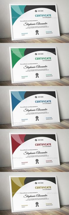 Modern Corporate Certificate - Certificate Template Vector AI. Download here: http://graphicriver.net/item/modern-corporate-certificate/14745546?s_rank=56&ref=yinkira