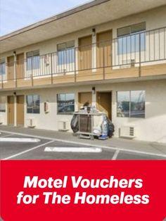 8 Emergency Motel Vouchers Online For The Homeless Ideas Cheap Motels Motel Voucher