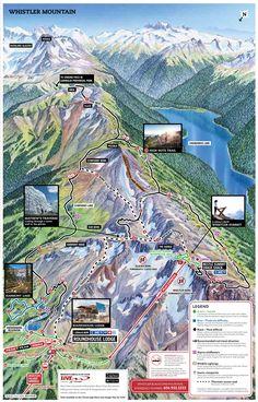 Whistler Blackcomb - Alpine Hiking, Running & Interpretive Trails