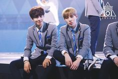 Youngmin & Sungwoon
