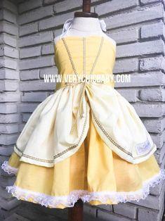 Belle Costume, Belle Dress, Beauty and the Beast Costume, Belle Girls Dress, Belle Birthday Costume Girls Belle Dress, Princess Belle Dress, Girls Dresses, Beauty And The Beast Costume, Belle Beauty And The Beast, Beauty Beast, Belle Costume, Costume Dress, Little Mermaid Dresses