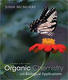 Organic Chemistry with Biological Applications 3rd Edition by John E. McMurry ISBN-13:9781285842912 (978-1-285-84291-2)ISBN-10:128584291X (1-285-84291-X) Chemistry Textbook, Functional Group, Carboxylic Acid, Butterfly Photos, Writing Styles, This Or That Questions, Pathways