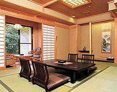 «Рёкан»: истинно японская гостиница - Традиции - Статьи о Японии - Fushigi Nippon - Загадочная Япония