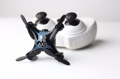 Palm-sized Axis Vidius drone offers first-person flying in one tiny package
