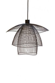 Papillon Pendant Lamp £300 40cm H x 56 cm W , we might need 2 of these.
