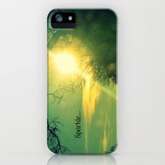 Sparkle iPhone Case by RDelean - $35.00