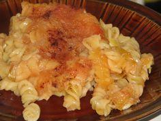 Owocowa #zapiekanka - na piątkowy obiad w sam raz:  http://www.smaczny.pl/przepis,zapiekanka_z_makaronu_i_jablek  #przepisy #daniagłówne #jabłka #makaron #cynamon #obiad #szybkiobiad #łatwyobiad #obiadnapiątek