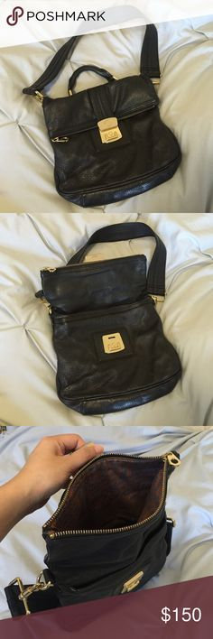 Marc by Marc Jacobs Shoulder Handle Bag Can be carried top handle or on shoulder | Great for work/everyday | Professional yet casual | Beautiful soft leather | Minor scratches on front buckle Marc by Marc Jacobs Bags Shoulder Bags