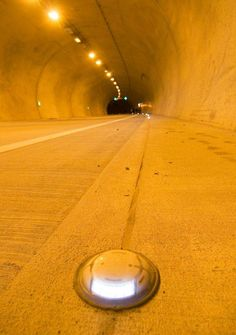 Tunnel Burgholz - Wuppertal Engineering, Sidewalk, Country Roads, Side Walkway, Walkway, Technology, Walkways, Pavement