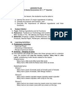 Detailed Lesson Plan in Tle Kitchen Utensils and Equipment 4a's Lesson Plan, Lesson Plan In Hindi, Lesson Plan Examples, Daily Lesson Plan, Teacher Lesson Plans, Free Lesson Plans, Lesson Plan Templates, English Lesson Plans, English Lessons