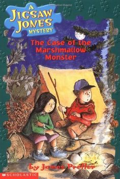 The Case of the Marshmallow Monster (Jigsaw Jones Mystery, No. 11) by James Preller. $4.99