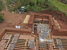 cob house | Cob House Construction | Flickr - Photo Sharing!