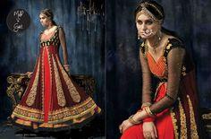 Indian Designer Dress Pakistani Bollywood Wedding Suit Shalwar Salwar Kameeza #MalhnGeet #AnarkaliSalwarKameezSuitAsShownInImage