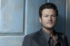 blake shelton...not usually my thing but so tall and handsome...
