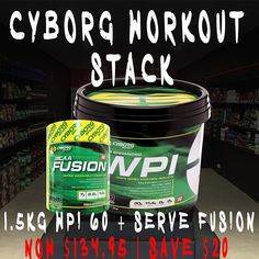 Fan of @cyborgsport ? You will love this deal at the weekends EOFY sale . Save $20 on the Fusion & WPI stack! Promote Recovery. Reduce Muscle Soreness. Increase Lean Muscle Growth. In-stores this Saturday 10-4 or online at Spartansuppz.com! Follow @Spartansuppz on the Tube. Snap us @Spartansuppz. #spartansuppz #spartansuppzgeelong #Geelong #ballarat #bodybuilding #powerlifting #fitness #igfit #shred #gym #supplements #supps #insta #gymlife #iifym #diet #Australia #health #healthy #strong…