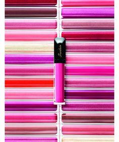 Guerlain Gloss D'Enfer & Color Lacquer for Summer 2013