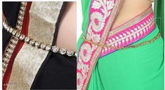 Kamarband and Belly Chains Stylish Women's kamarband Base Metal: Alloy Plating: Gold Plated Stone Type: Artificial Stones Type: Chain Multipack: 2 Sizes: Free Size Country of Origin: India Sizes Available: Free Size   Catalog Rating: ★4.1 (1776)  Catalog Name: Diva Fancy Women Kamarband CatalogID_912237 C77-SC1420 Code: 872-6016115-156