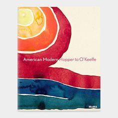 American Modern Hopper to O´Keeffe