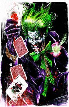 Joker!  check out our website: www.comicaddictz.com Social Forum - www.comicaddictz.com/#!social-forum/c1qj1