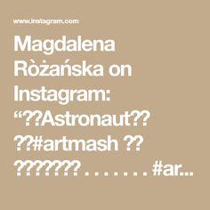 "Magdalena Ròżańska on Instagram: ""🌔💫Astronaut💫🌔 ✨✨#artmash ✨✨ 🌕🌖🌓🌗🌘🌑🌒 . . . . . . . #artmash #procreate @procreate #illustration #illustrator #space #kosmos #makeup #planet…"" Astronaut, Illustrator, Math, Space, Makeup, Instagram, Floor Space, Make Up, Math Resources"