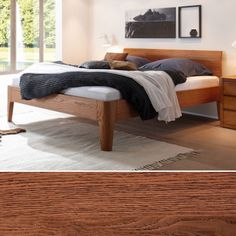 Wohnlich, gemütlich und natürlich – schläft es sich auf dem Hasena Bett Condo Entryway Decor, Woodworking Tools, Diy Home Decor, Easy Diy, Simple, Bed, Furniture, Cheap Beds, Mattress