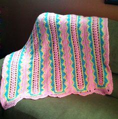 "Image detail for -... "" Crochet Baby Afghan | Crochet Baby Blanket | | Adorable Afghans"
