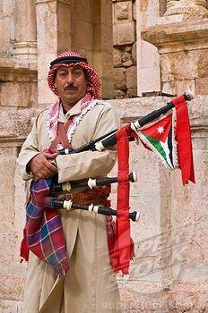 Jordanian Traditional Clothing