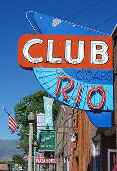❥ Club Rio, Ely, Nevada...
