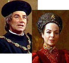 Capulet & Lady Capulet.