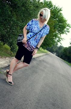 the MRS. & the MOMMA: Breaking Out the Shorts + A Blogger Giveaway