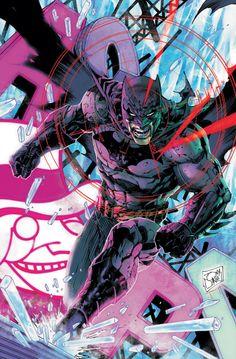 Batman by Tony Daniel