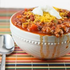 the best chili on earth