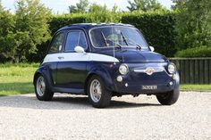 1972 Fiat 500 Abarth For Sale