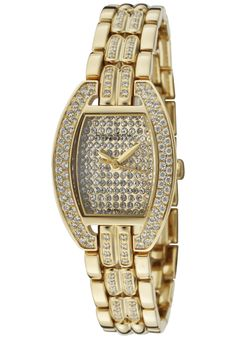 Christian Bernard Ladies' Daylight Pave Dial Watch In Rose Gold. Fab Shoes, Pretty Shoes, Fall Jewelry, Delicate Jewelry, Casual Watches, Bracelet Watch, Shoe Boots, Bling, Rose Gold