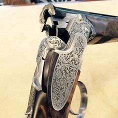Beretta EELL Beretta Shotgun, Sporting Clays, Gun Art, Hunting Rifles, Sports Pictures, Firearms, Hand Guns, Weapons, Woodworking