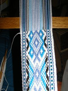 https://www.etsy.com/shop/WovenSlavicBelts                                                                                                                                                                                 More Inkle Loom, Inkle Weaving, Card Weaving, Tablet Weaving, Rug Weaves, Types Of Weaving, Lucet, Loom Patterns, Sewing Patterns