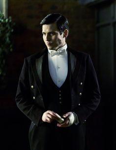 Downton Downstairs ...Downton Abbey's Thomas..