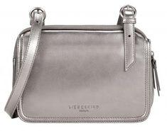 !!!Mareike C20 Metallic Foil Liebeskind Umhängetasche silber Bags, Accessories, Leather Satchel, Sachets, Handbags, Dime Bags, Lv Bags, Purses, Bag