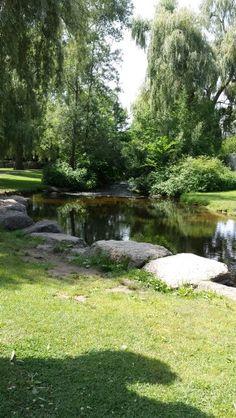 Soper park. Cambridge Ont