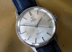 classic omega watch from the 1960's