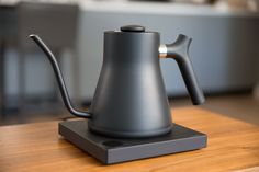 The Stagg stovetop kettle by Fellow