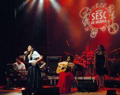 Com o objetivo de difundir a cultura e a diversidade baiana, acontece entre os dias 17 e 22, a segunda edição da Mostra Sesc de Música, no Teatro Sesc Casa do Comércio, com entrada Catraca livre.