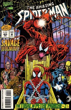 The Amazing Spider-Man #403
